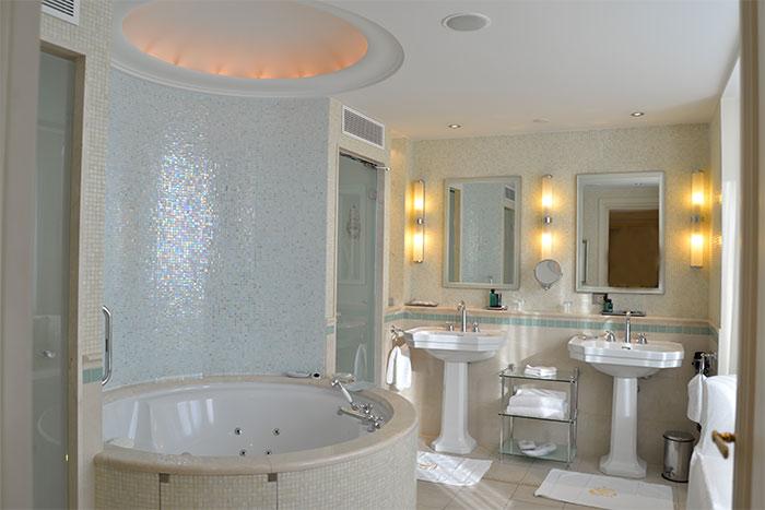 salle de bains suite grace kelly