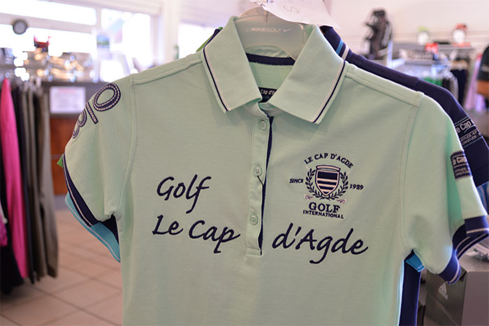 golf Cap d'Agde