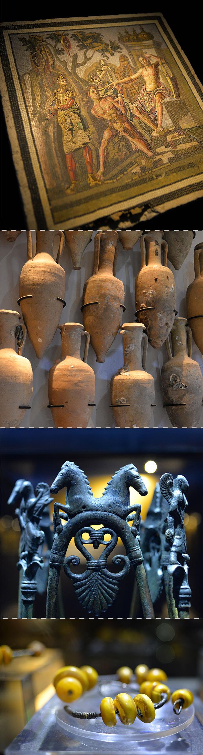 musée de l'éphèbe cap d'agde