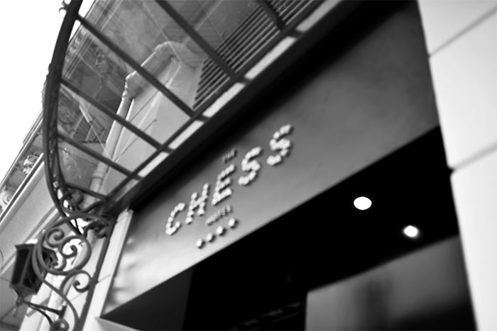 chess hotel paris