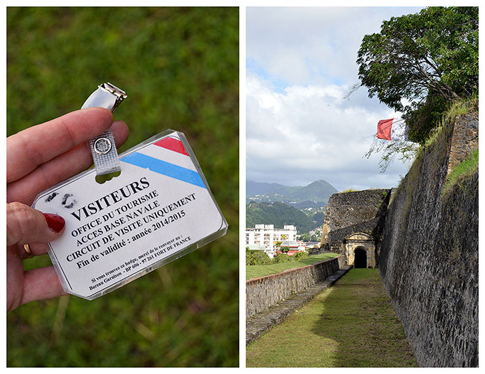 fort saint louis fort de france