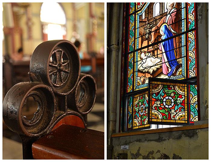 vitraux cathédrale saint louis