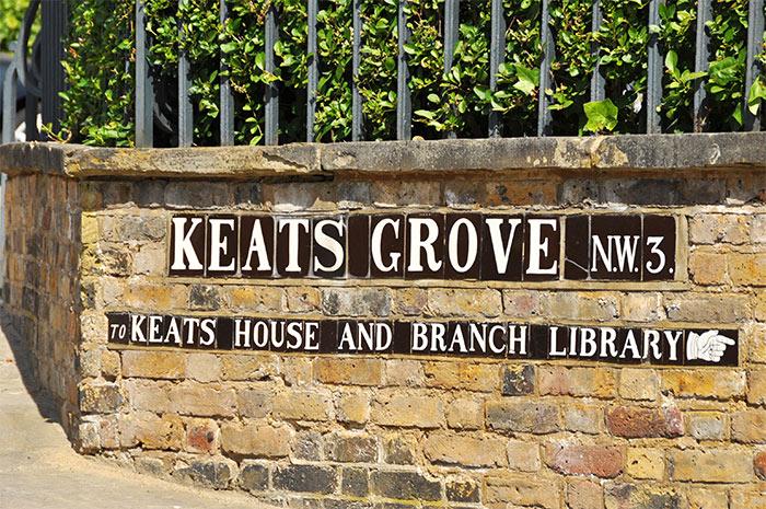 Keats Grove