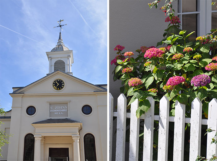 hampstead église