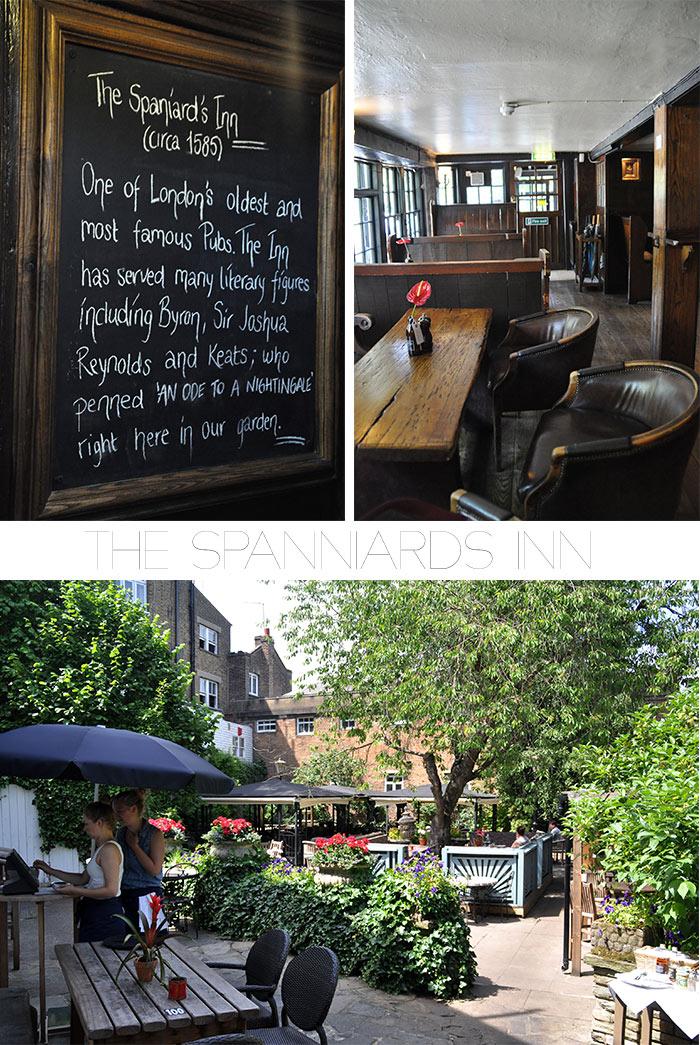 Londres Spanniard's Inn