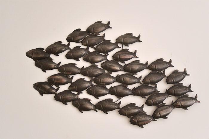 poissons metal