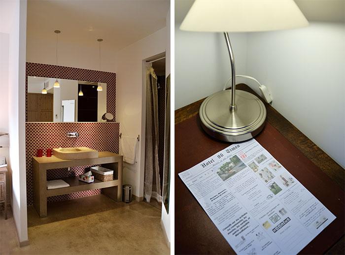 salle de bains hotel96