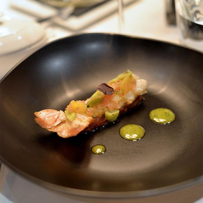 langoustine restaurant M