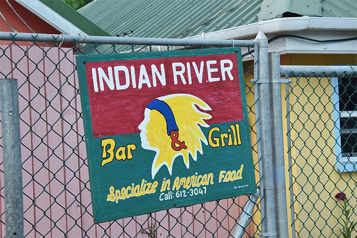 Dominique Indian River