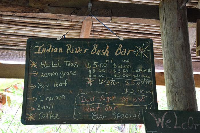 Indian River bar