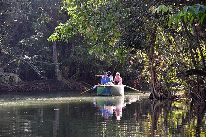 promenade bateau indian river