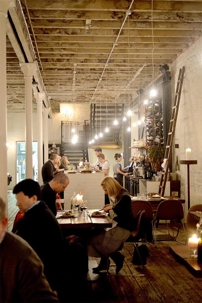 the timberyard edinburgh