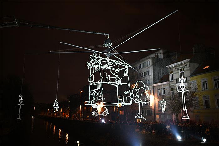 gand lichtfestival
