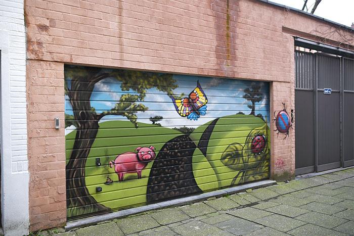 Gand streetart