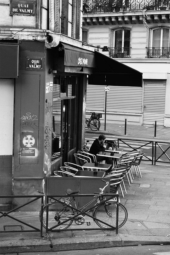 café paris quai Valmy
