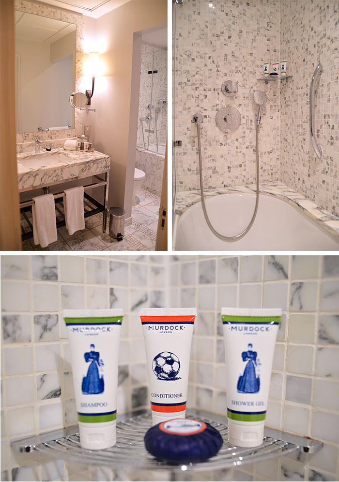 salle de bains The Balmoral