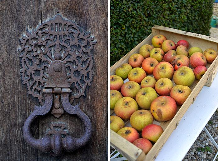 plateau pommes Normandie