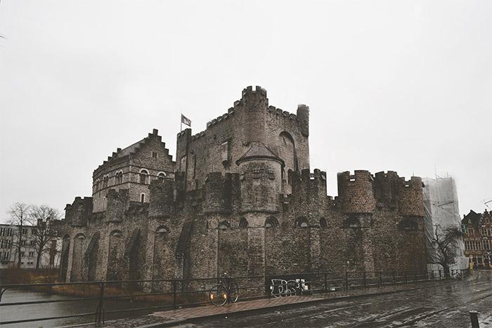 Château des comtes gand