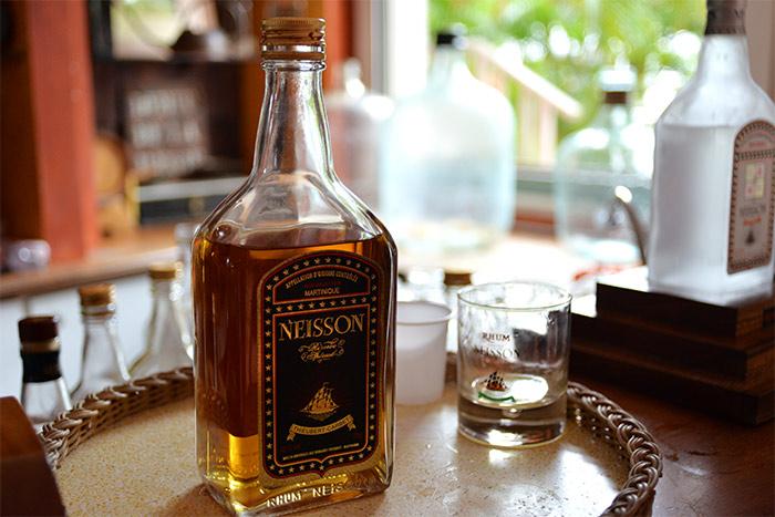 rhum Neisson bouteille