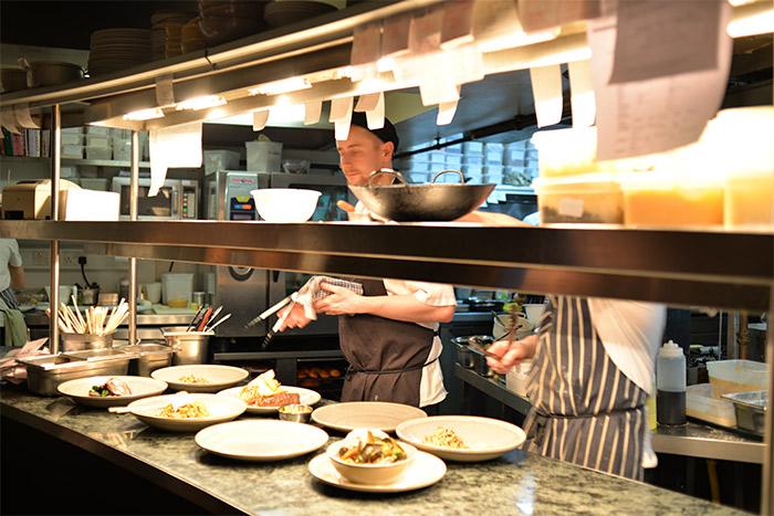 Stravainger restaurant