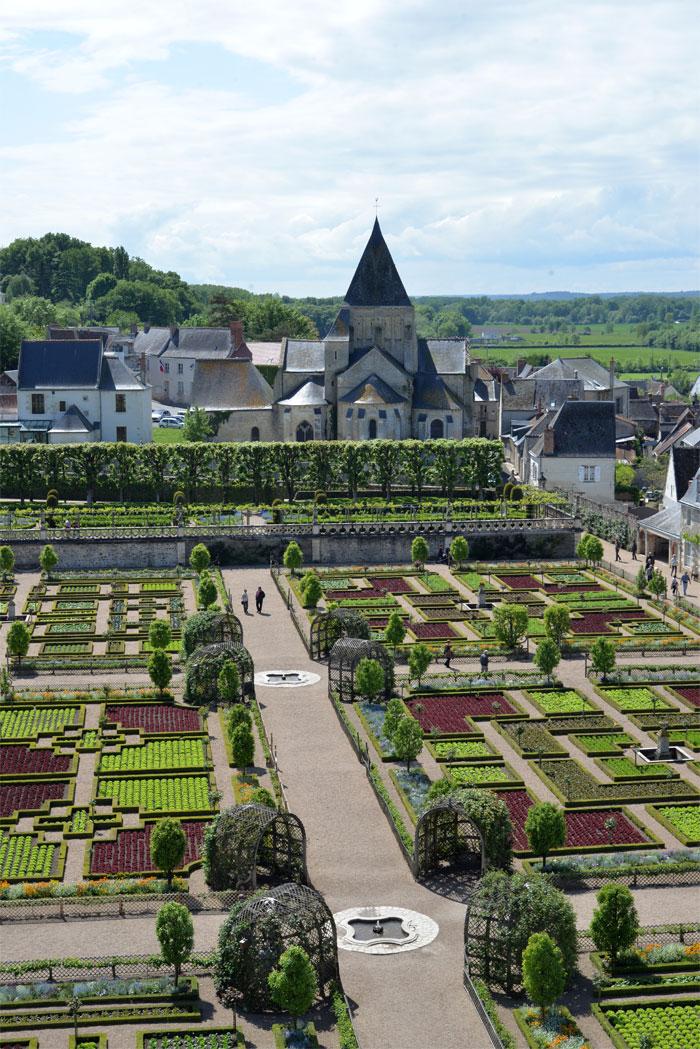 Château de Villandry Jardins