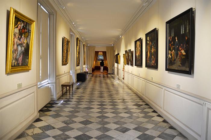 Galerie peinture Villandry