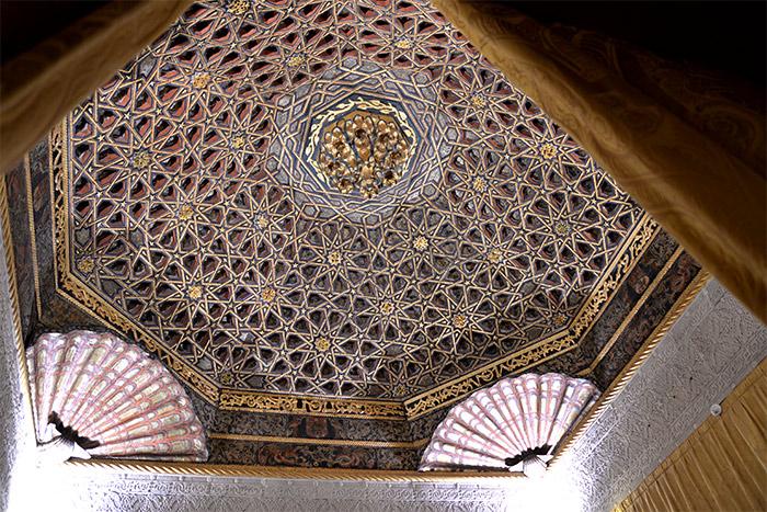 Salon Oriental Château Villandry