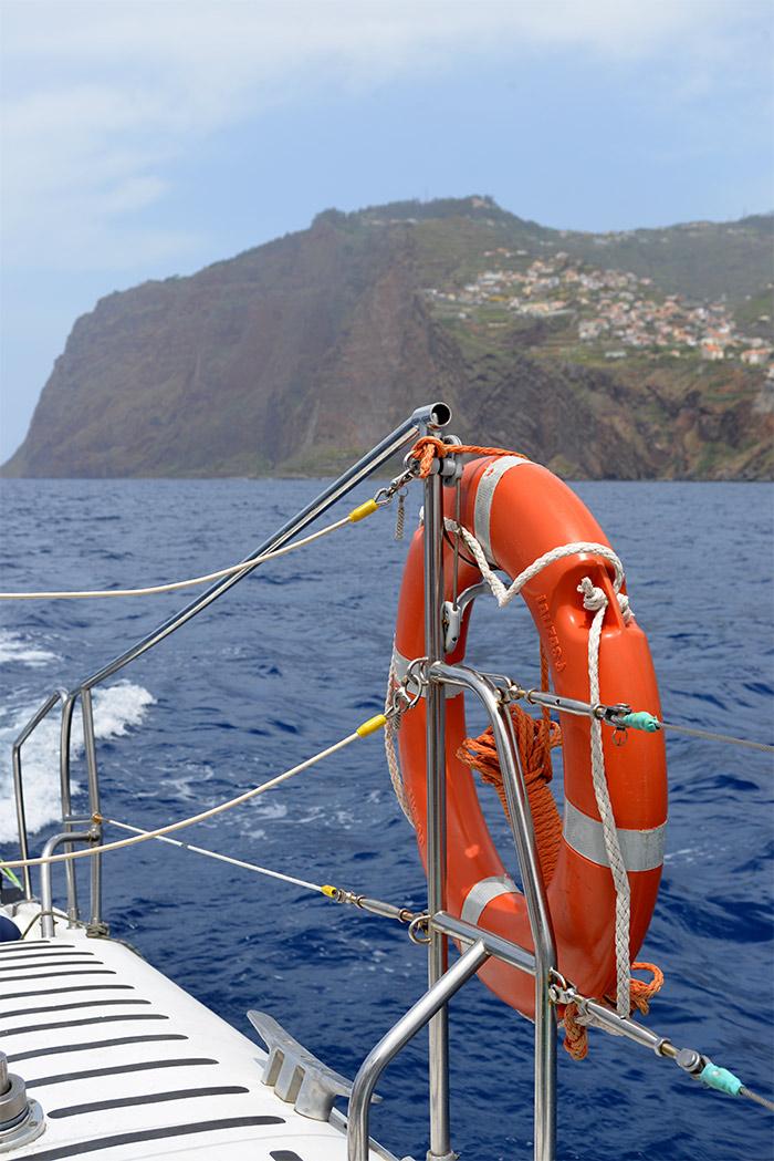 catamaran madère