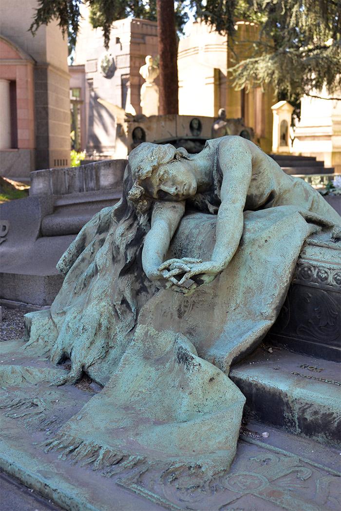 Cimitero Monumentale de Milan