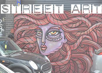 Articles sur le street art