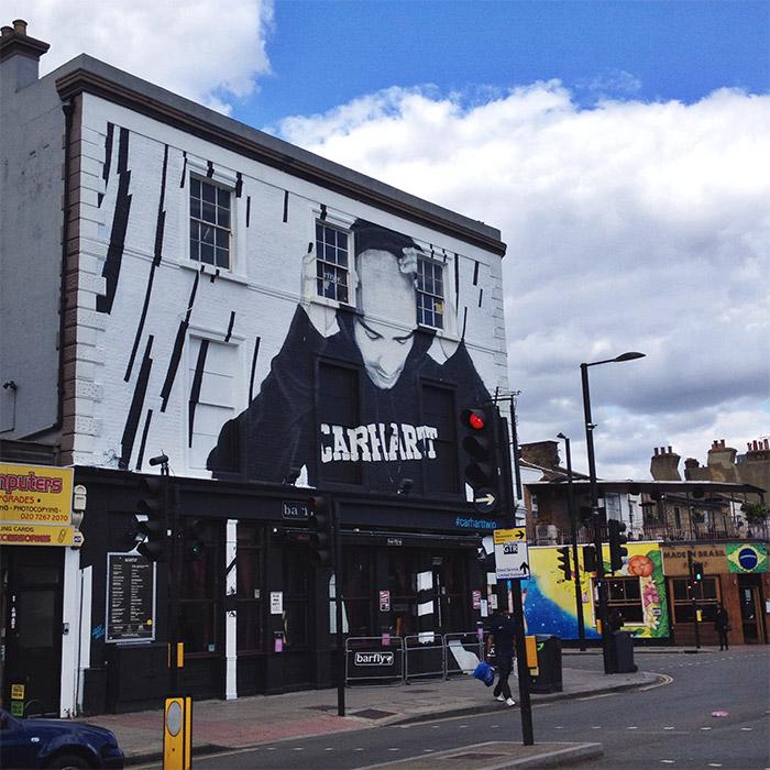 Londres Camden street art