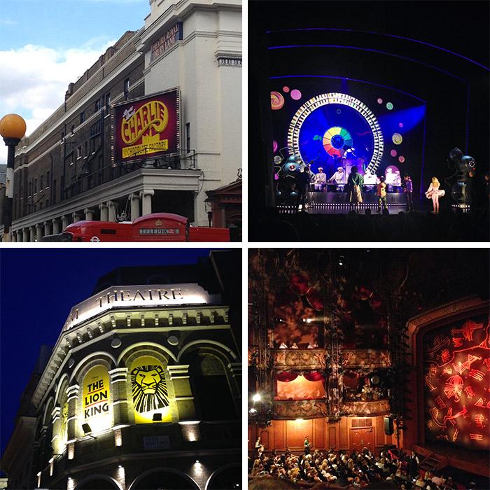 musical show london