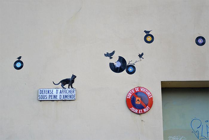 kesa street artist lyon