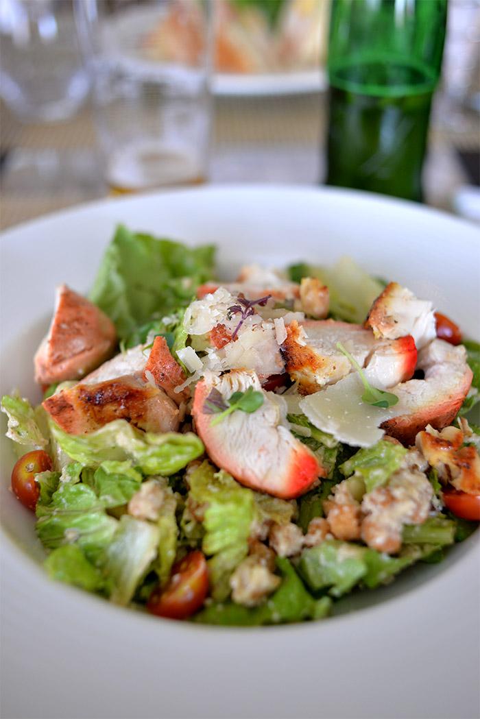 caesar salad sofitel marseille