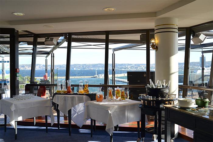 breakfast at sofitel marseille