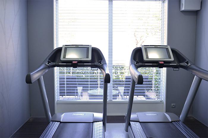 fitness at sofitel marseille