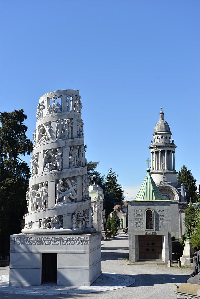 Milan cimitero monumentale