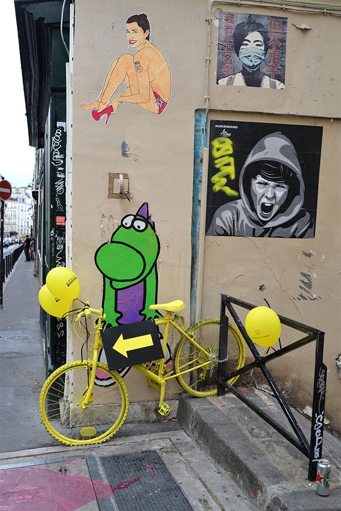 la rue de la flandre paris