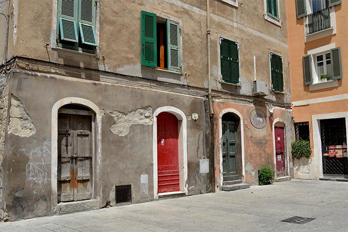 Sardaigne Sassari maisons