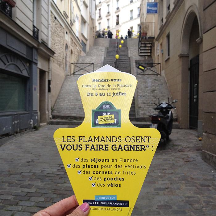 rue de flandres montmartre