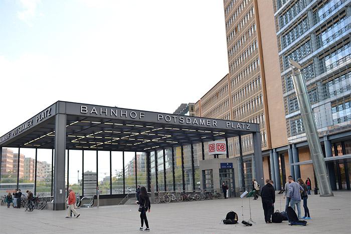 potsdamer bahnhof berlin