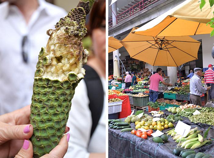 madeira market funchal