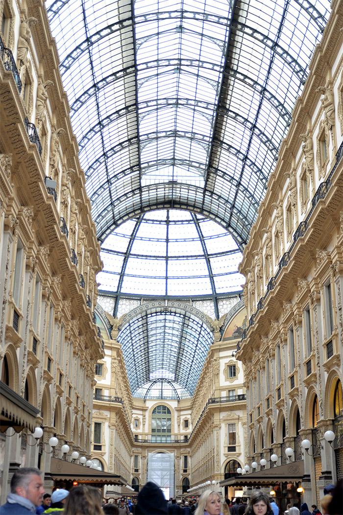 galerie vitorio emmanuele II milan