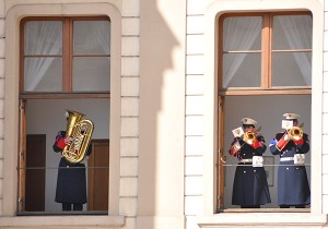 militaires musiciens prague