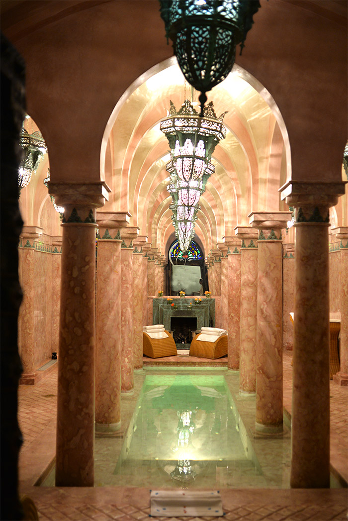 spa La Sultana Marrakech a taste of my life