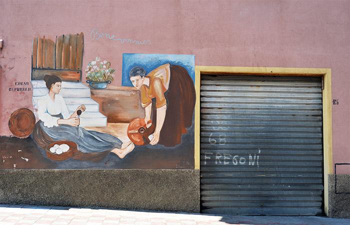 sardaigne street art