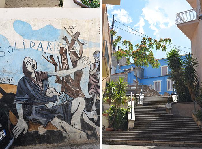 fresques murales sardaigne