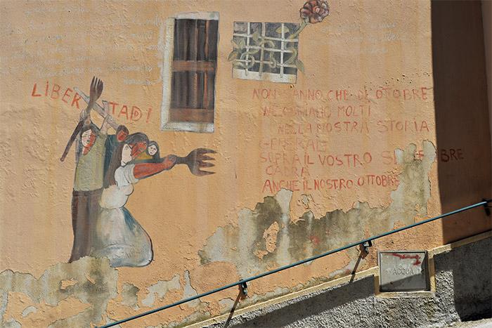 sardaigne orgosolo street art