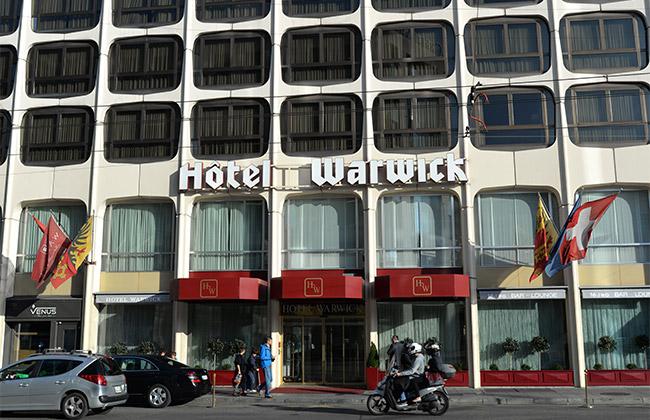 warwick hotel geneva