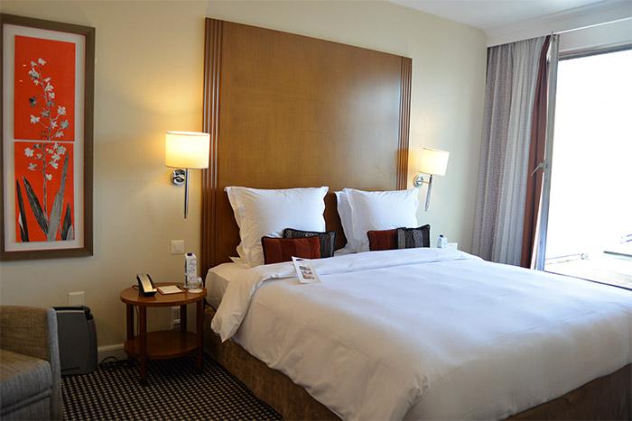 warwick hotel geneva chambre penthouse